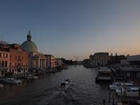 ヴェネツィアの夕暮れ イタリア旅行2015(24) - la carte de voyage