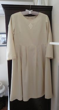 チュニック『キャリー/1714』 - いつかリリアン・ギッシュのように…手作りお洋服のあとりえ便り