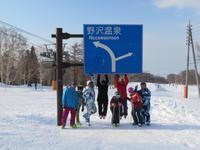 滑走23日目⭐️野沢温泉で外人経営の宿に泊まる - Carmenの粉雪スキャット