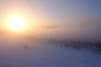 Rising Sun - デジタルで見ていた風景