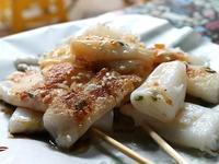 強記美食 夜更けの煎腸粉 - 香港*芝麻緑豆