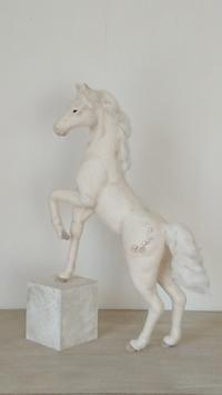 『ひかりの馬』 - Aki  ~羊毛のオオカミたち~