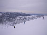 吾妻山(天元台・大平コース) ~ 2017年2月5日 - ソロで生きる