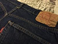3月8日(水)大阪店春物ヴィンテージ入荷!#10 Levi's編!501 S Type&DeadStock!! - magnets vintage clothing コダワリがある大人の為に。
