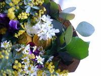 ご結婚2周年に。 - 札幌 花屋 meLL flowers