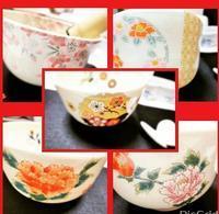お抹茶茶碗 - RikoのきまぐれDiary       綺麗・可愛い・楽しい・幸せ!日記