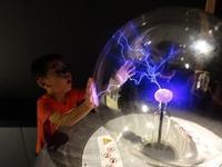 科学技術館 - ~ワンパク五歳児子育て中~