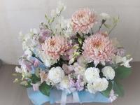 春のご供花 - HANATSUDOI