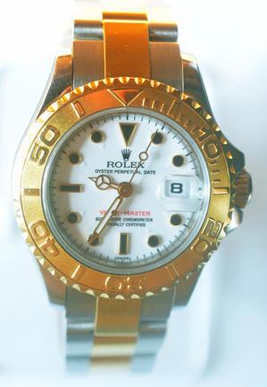 ROLEX ヨットマスターCal.2135 - 時計修理の佐藤時計店