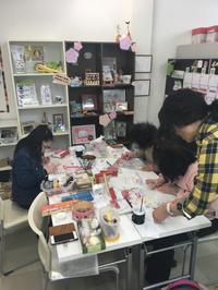 今日も樹脂粘土教室!開催しました - みんなのパソコン&カルチャー教室 北野田校