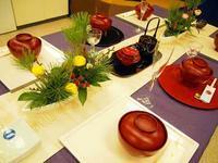 城下町のテーブルコーディネート - つれづれ日記