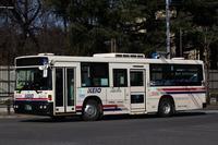 (2017.2) 京王バス小金井・G40415 - バスを求めて…