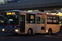 (2017.2) 茨城交通・水戸200か1406 - バスを求めて…