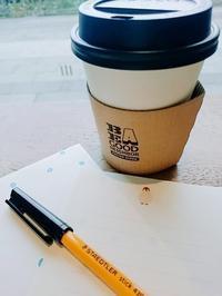 Caféで手紙を書いたり本を読んだり。。。 - □ □ nuku-nuku □ □