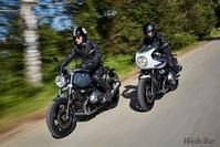 R nineT Pure というバイク(BMW) - マーチとバイク
