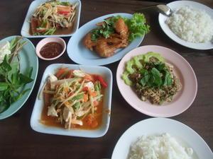 タイ料理を食い溜め中~ - プラチンブリを楽しみタイ