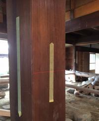 天理の家 進捗状況3 - 「木の家づくり」奈良の設計事務所FRONTdesign 女性建築士の設計ウェブログ