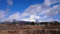 季節が・・・戻って寒い^^: - 浅間山眺めてほのぼのlife~花だより♪