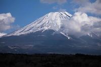 Mt. Fuji seen from Asagirikogen - 感動模写Ⅱ