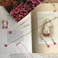 pretty pink - <MAKKO>の制作日和エトセトラ
