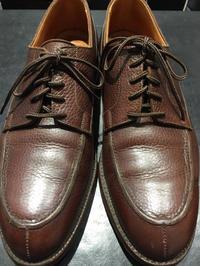 名靴の意志が引き継がれた、最高傑作 - 玉川タカシマヤシューケア工房 本館4階紳士靴売場