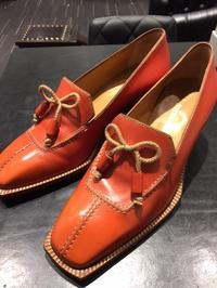 今ではお目にかかれない、ステファノ・ビ!! - 玉川タカシマヤシューケア工房 本館4階紳士靴売場