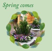 春がやって来た - らぴたのつれづれ日記