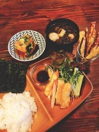 レンコン団子の生姜スープ/手巻き - Lammin ateria