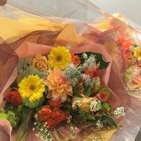 卒業や送別、入学のお花 - ~ Flower Shop D.STYLE ~ (新所沢パルコ・Let's館1F)