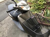 今度はスクーター - 京都割烹竹下(大将の今日も飲もか!!)