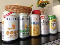 ノンアルコールビールの飲み比べ - RUKAの雑記ノート
