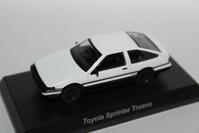 1/64 Kyosho TOYOTA 86 SPRINTER TRUENO AE86 - 1/87 SCHUCO & 1/64 KYOSHO ミニカーコレクション byまさーる