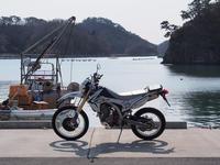 2017バイクシーズン始動、松島ツーリング - 風とバイクと俺と。