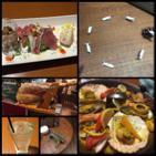 Dinner @ Spanish restaurant - 妄想旅