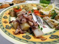 シーフードを食べよう (Cesenatico) - エミリアからの便り