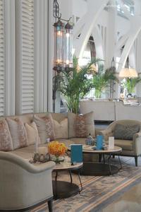 コロニアルスタイルな優雅な空間@Fullerton Bay Hotel - Tortelicious Cake Salon