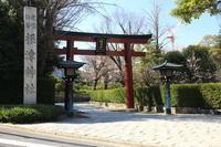根津神社 - お散歩写真     O-edo line