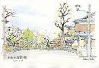 祇園白川新橋 - 風と雲
