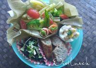 娘のダイエット弁当31 - 料理研究家ブログ行長万里  日本全国 美味しい話