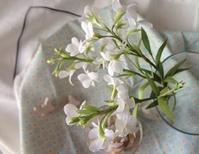 リナリアの布花 - handmade flower maya
