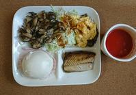 3/09 朝食&昼食 - はっぴ~かふぇ