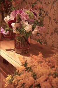 Bouquet raffiné de pensée - * Spice of My Life *