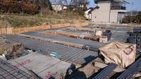 『パサージュのある集合住宅』基礎工事が進んでいます。 - Nao-Log