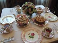 ご縁に感謝して続ける努力 - BEETON's Teapotのお茶会