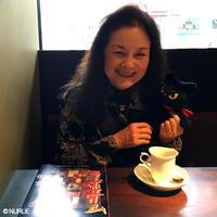 のら猫クロッチと目があって7 ★ 和田タカ子さん - 〆(しめ)キャラ のら猫 クロッチだいっ!