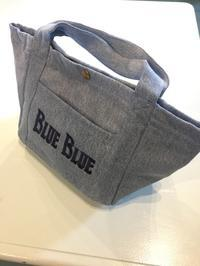 BLUE BLUE / BBアンカーデニムバッグ S - Safari ブログ