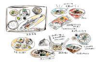 #18 今夜のひらまつ食堂 - チッキィのおいしい淡路島