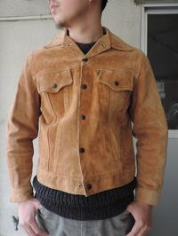 LEVI'S SUEDE JACKET - TideMark(タイドマーク) Vintage&ImportClothing