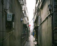 路地裏 - BobのCamera