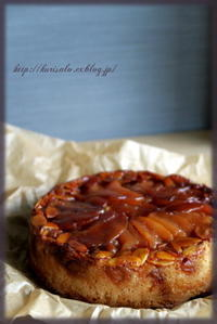 林檎のCake - KuriSalo 天然酵母ちいさなパン教室と日々の暮らしの事